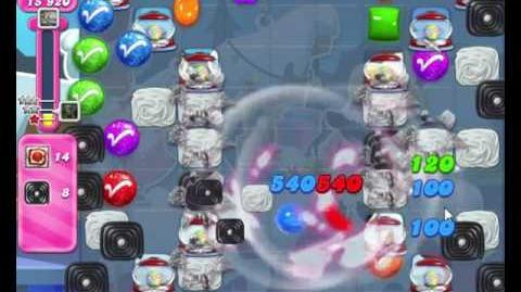 Candy Crush Saga LEVEL 2167 NO BOOSTERS (25 moves)