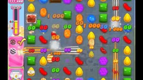Candy Crush Saga Level 1663 - NO BOOSTERS