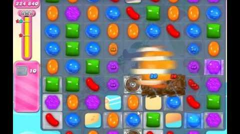 Candy Crush Saga Level 2119 - NO BOOSTERS