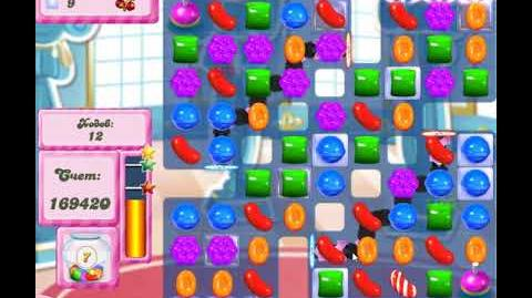 Candy Crush Saga Level 2657 New 23 Moves