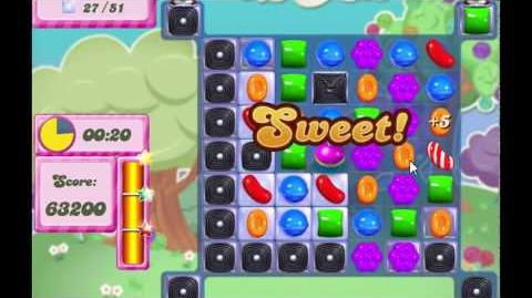 Candy Crush Saga Level 2795 NO BOOSTERS (25 seconds)