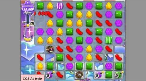 Candy Crush DREAMWORLD level 434