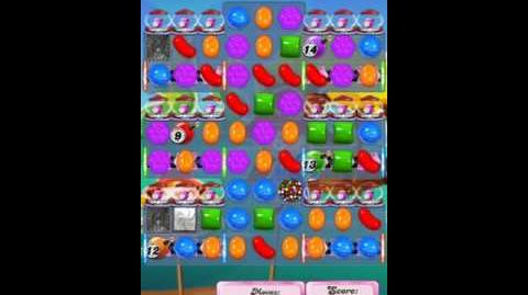 Candy Crush Level 1914 (3rd version, 28 moves)