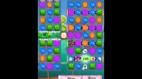 Candy Crush Level 1921 (3rd version, 16 moves)
