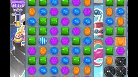Candy Crush Saga Dreamworld Level 138 No Booster 3 Stars