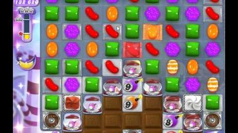 Candy Crush Saga Dreamworld Level 490 (Traumwelt)