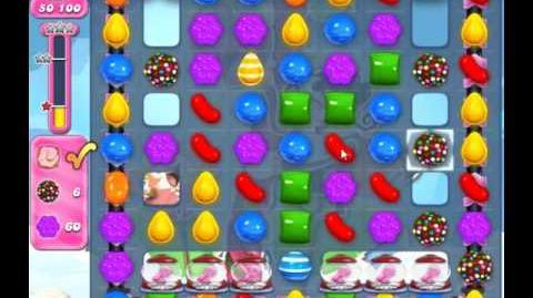 Candy Crush Saga Level 1814 - NO BOOSTERS
