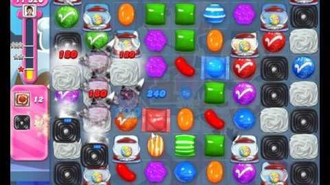 Candy Crush Saga Level 2167 NO BOOSTER (3rd Version)