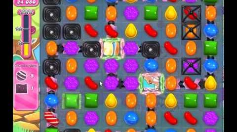 Candy Crush Saga Level 911