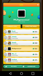 Play with friends MobileLvl