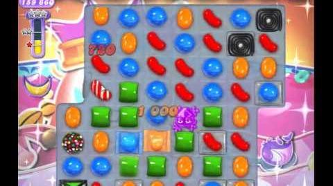Candy Crush Saga Dreamworld Level 607 (Traumwelt)