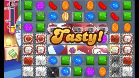 Candy Crush Saga LEVEL 1382 new version (35 moves)