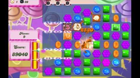 Candy Crush Saga Level 2752 NO BOOSTERS (new version)