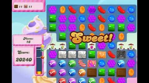 Candy Crush Saga Level 2768 NO BOOSTERS 1Star 2700plus Group Update 131017