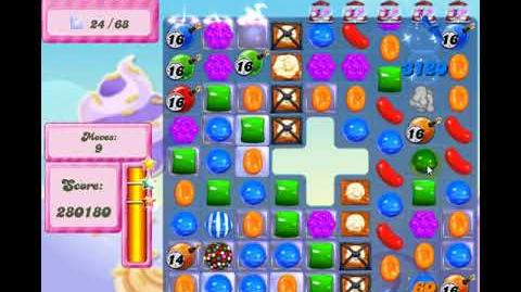 Candy Crush Saga Level 2776 NO BOOSTERS 3Star 2700plus Group Update 131017