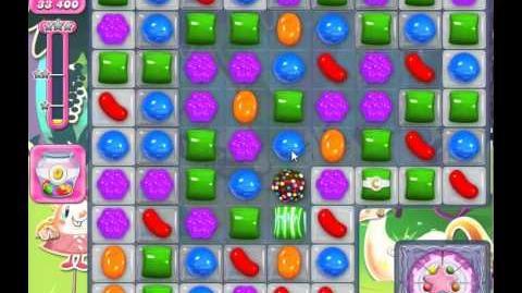 Candy Crush Saga Level 966