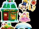 Snowy Shop