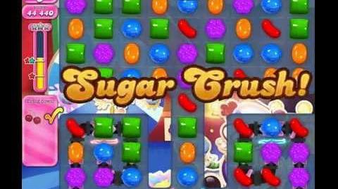 Candy Crush Saga - Level 1374 (No boosters)