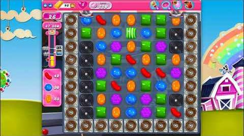 Candy Crush Saga - Level 220 - No boosters ☆☆☆