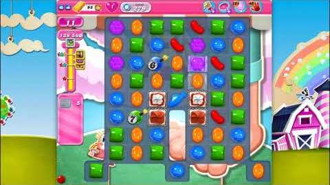 Candy Crush Saga - Level 279 - No boosters ☆☆☆
