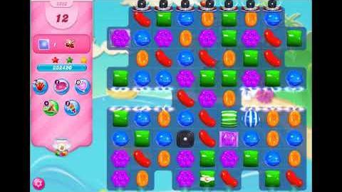 Candy Crush Saga - Level 3383 ☆☆☆