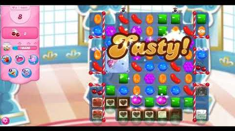 Candy Crush Saga - Level 4005 - No boosters ☆☆☆