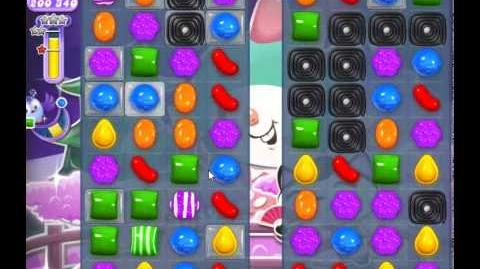 Candy Crush Saga Dreamworld Level 375 (Traumwelt)