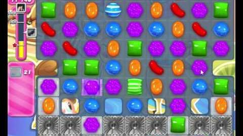 Candy Crush Saga LEVEL 1565 NO BOOSTERS (38 moves)