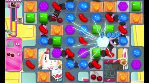 Candy Crush Saga LEVEL 2373 NO BOOSTERS (new version)