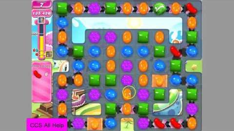 Candy Crush Saga Level 1072 NEW 15 moves No Boosters