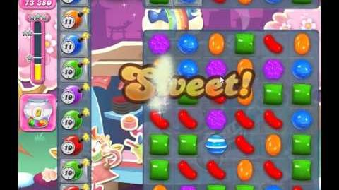 Candy Crush Saga Level 1190