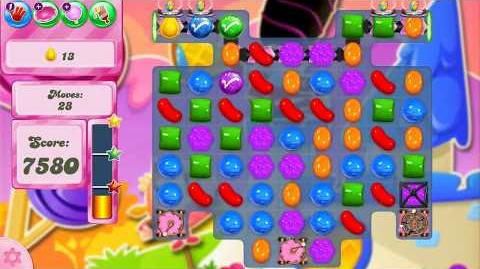 Candy Crush Saga Level 2555