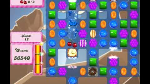 Candy Crush Saga Level 2630 New,28 Moves