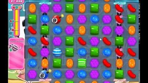 Candy Crush Saga Level 677 NO BOOSTER