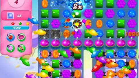 Candy Crush Friends Group Level 2919 One Hammer 3Stars