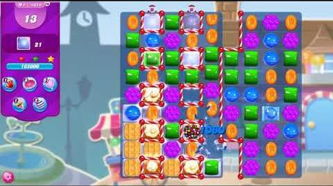Candy Crush Saga - Level 4019 - No boosters ☆☆☆