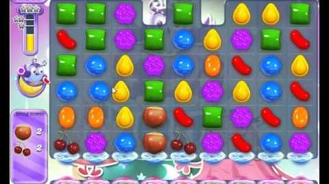 Candy Crush Saga Dreamworld Level 214 (Traumwelt)