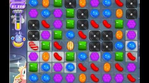 Candy Crush Saga Dreamworld Level 93 No Booster 3 Stars