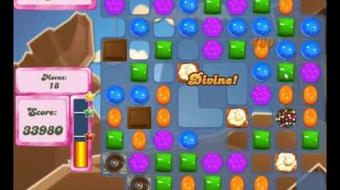 Candy Crush Saga Level 2158 NO BOOSTER (3rd Version)