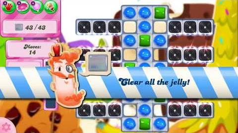 Candy Crush Saga Level 2589 NO BOOSTERS