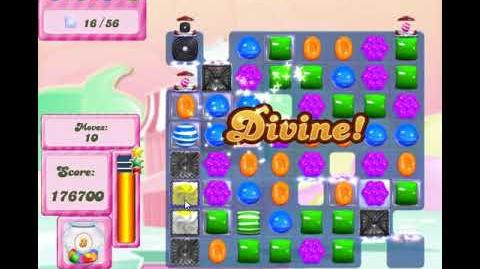 Candy Crush Saga Level 2797 NO BOOSTERS 3Star 2700plus Group Redesigned 151017