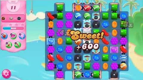 Candy Crush Saga Level 3092 NO BOOSTERS (22 moves)