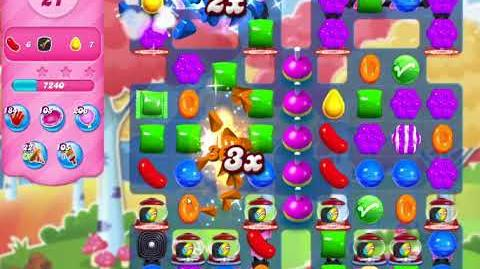 Candy Crush Saga Level 3142 NO BOOSTERS (fourth version)