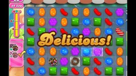 Candy Crush Saga Level 647