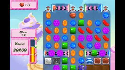 Candy Crush Friends Group Level 2771 NO BOOSTERS 3Star Redesigned 201017