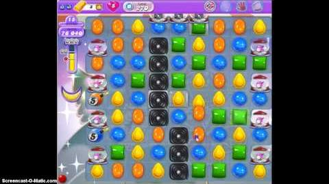 Candy Crush Saga Dreamworld Level 270 Walkthrough No Booster