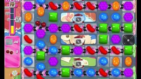 Candy Crush Saga LEVEL 1698 NO BOOSTERS (20 moves)