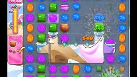 Candy Crush Saga Level 1635 - NO BOOSTERS