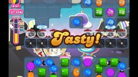 Candy Crush Saga Level 1874 ( New with 70 Seconds ) No Boosters 1 Star