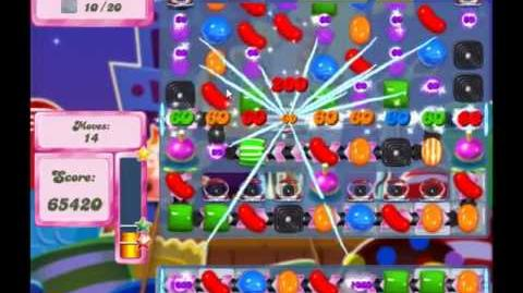 Candy Crush Saga Level 2526 - NO BOOSTERS